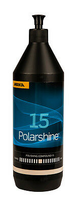 Mirka Polarshine Mira Polishing 15-1000 ML Removes Mira Called