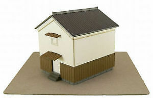 Sankei MP01-13 Japanese Storehouse 1/220 Z scale