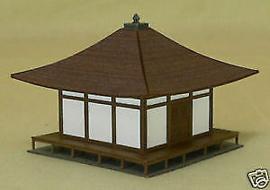 Sankei MP03-04 Japanese Temple 1/150 N scale