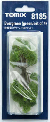 Tomix 8185 Evergreen Tree Green (N scale)