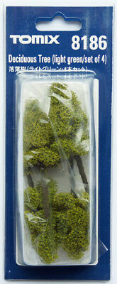 Tomix 8186 Deciduous Tree Light Green (N scale)