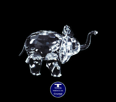"[SPECIAL OFFER] ""Large Elephant"" Austrian Crystal Figurine was AU$96.00"