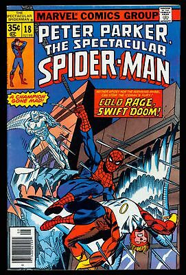 The Spectacular Spider-Man (1976 Series) # 18 - 05/1978 | 4.0 VG