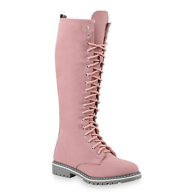 NEW DAMEN DESIGN DAMEN NEW zapatos 113941 STIEFEL ROSA 36 3a1ee5