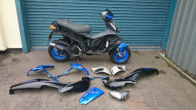 Gilera Runner 50 Sp 5602 Miles 2001 Only 2 Owners