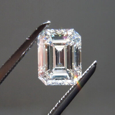 14 X 7 MM 2.48 CT H-I Near White Marquise Shape Cut Loose Moissanite 4 Ring
