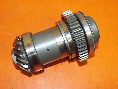 Yamaha XJ900 Diversion 1998 Bevel Final Drive Gear and Shaft