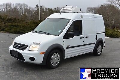 2010 Ford Transit Connect XLT 2010 Ford Transit Connect Thermo King Reefer Refrigerated Van Truck Cooler Look!