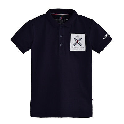 """KINGSLAND SAPELO"" Kinder Polo Shirt"