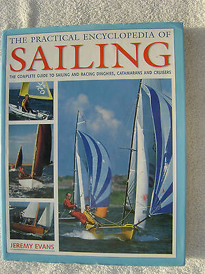 The Practical Encycolpedia Of Sailing Book Maritime Nautical Marine (#045)