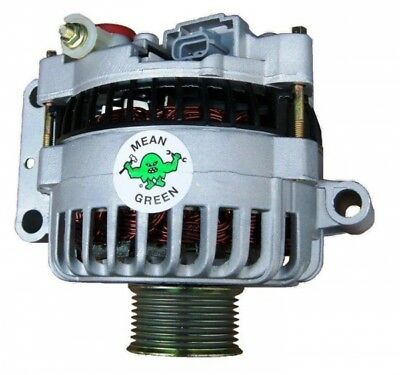 06-07 Ford 6.0L Powerstroke Mean Green High Output Alternator.