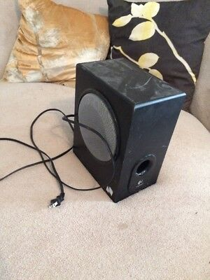 Subwoofer for Logitech X-530 5.1-Channel Surround Sound System