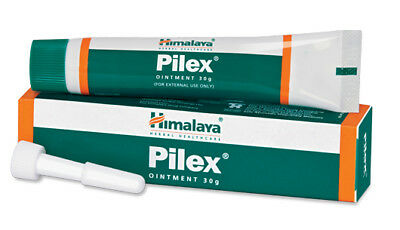 Himalaya Herbals Pilex Ointment 30gm Piles Anal Fissures Eczema Itching