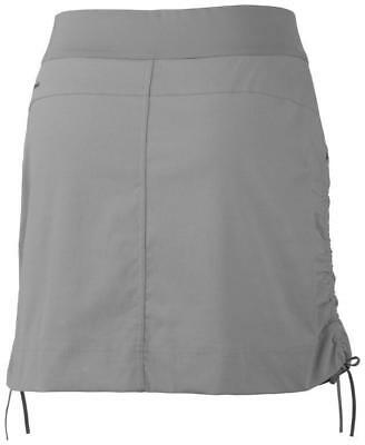 Columbia Anytime Casual Skort Light Grey, Women's