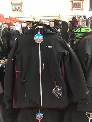 Columbia Titanium Women's Below Backcountry Jacket - XS, black
