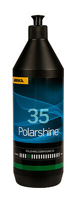 Mirka Polarshine Coarse Polishing 35 1000 Ml Contents for Hard Surfaces