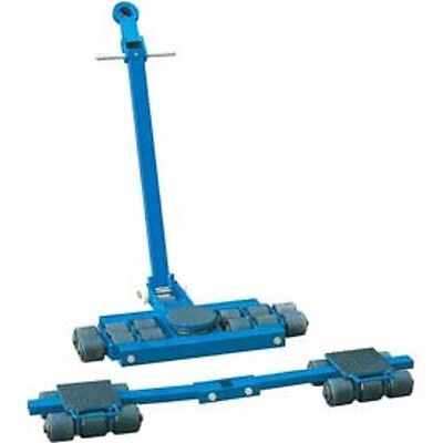 NEW! Steerable Machinery Moving Skate Roller Kits 18 Ton Capacity!!