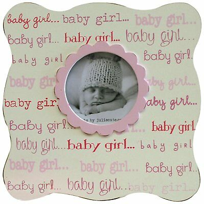 Arrivals Baby Picture Frame, Girl