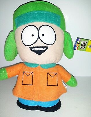South Park Kyle Large Foam Filled Plush Doll 2008 Nanco Comedy Central Rare!