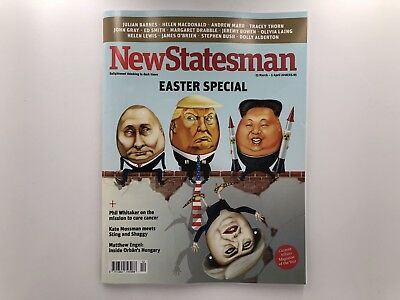 New Statesman Magazine March/April 2018 EASTER SPECIAL - NEW