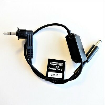 Quantum Instruments YDC8 Camera Connection Cable for Kodak PRO 14N