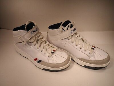 Reebok G Unit G6 II Sneakers New with Box Men's Size 8 WhiteRedRoyal 2004