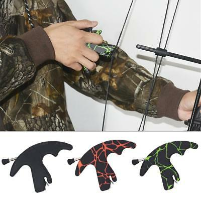 Archery Arrow Finger Release Aid Gear Accessories for Compound Bow Hunting