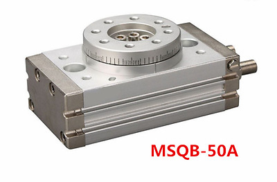 1 PC New SMC MSQB50A MSQB-50A Rotary Cylinder In Box
