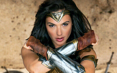 """088 Wonder Woman - Sexy Girl Justice League USA Hero 22""""x14"""" Poster"""