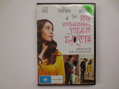 No Stranger Than Love DVD R4 #913