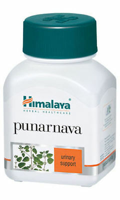 Himalaya Herbal Punarnava 60 Capsules Pack