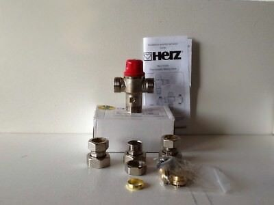 Thermostatic Mixing/blending Valves