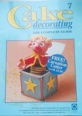 cake decorating the complete guide number 7 1993 free post