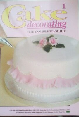 cake decorating the complete guide number 1 1993 free post