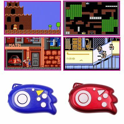 8 Bit Mini Pocket Video Game Console Players TV Gaming 89 Retro Game Portable