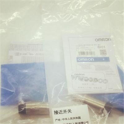 1Pcs Photoelectric Switch Omron E2A-M12KS04-WP-B1 Brand New sm