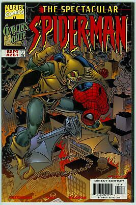 The Spectacular Spider-Man (1976 Series) # 261 -  Sep 1998 | 9.4 NM