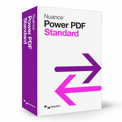Nuance Power PDF v.1.0 Standard Mailer - Complete Product (AS09A-G00-1.0)