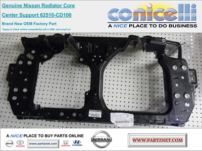 Genuine Nissan Center Support 62510-CD100