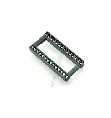 20Pcs 8 Pin Dip Ic Sockets Adaptor Wide Type ia