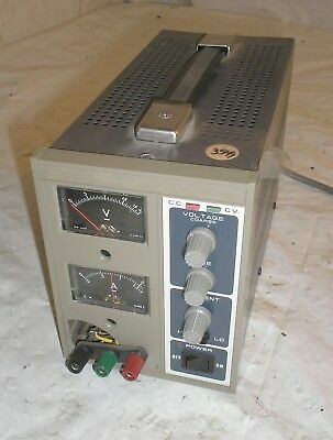 Tenma Laboratory DC Power Supply 72-420 - Cracked Terminal Cover