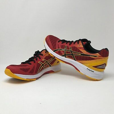 new product d84d7 560b3 Men's Asics Gel-DS Trainer 22 (prime red/black/gold fusion)