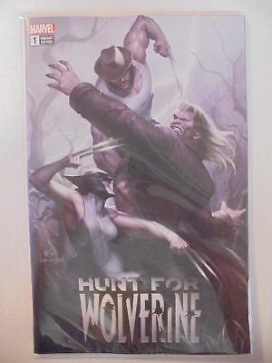 Hunt for Wolverine #1 InHyuk Collector's Den Exclusive Variant Marvel VF/NM C...