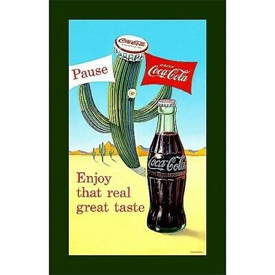 Coca-Cola Pause Fridge Magnet