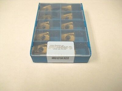 ANHU 160708R IN2530 Ingersoll Insert **10PCS**