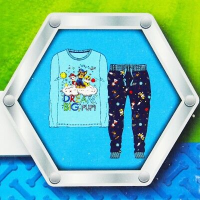 paw patrol pyjama schlafanzug marshall rubble chase f r jungen gr 98 116 chf picclick ch. Black Bedroom Furniture Sets. Home Design Ideas