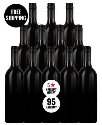 Secret 95 Point Barossa Shiraz 2014 (12 Bottles)