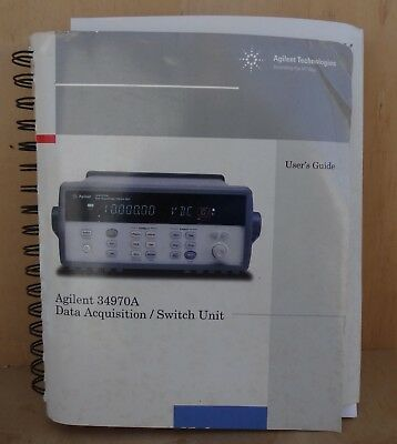 agilent 34401a user guide how to and user guide instructions u2022 rh taxibermuda co 34410A User Manual 34410A User Manual