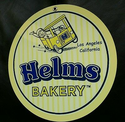 Helms Bakery Los Angeles sign ...restaurant fast food.. defunct business