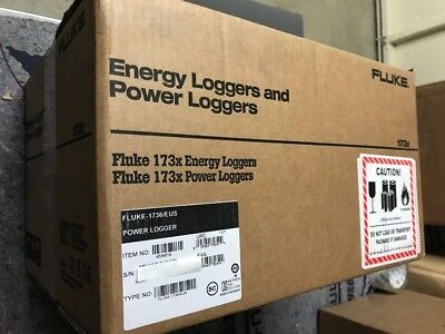 Fluke 1736 / EUS Portable Power Logger EU/US Version